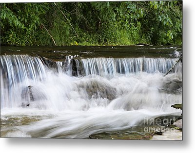 Creek Falls Metal Print