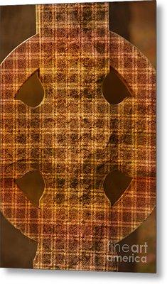 Criss-cross Metal Print by Floyd Menezes