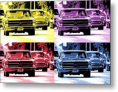 Cruise Pop 2 Metal Print by Gordon Dean II