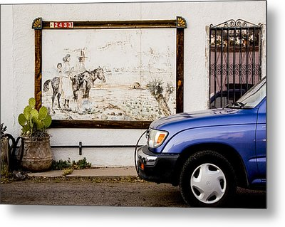 Metal Print featuring the photograph Cruisin' Las Cruces by Jim Snyder