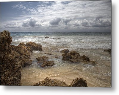 Crystal Cove Beach Metal Print by Sharon Beth