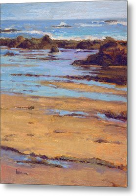 Crystal Cove Metal Print