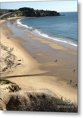 Crystal Cove View - 03 Metal Print by Gregory Dyer
