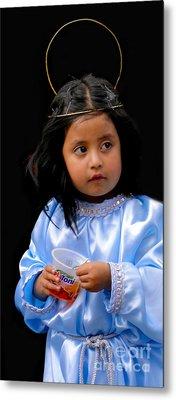 Cuenca Kids 348 Metal Print