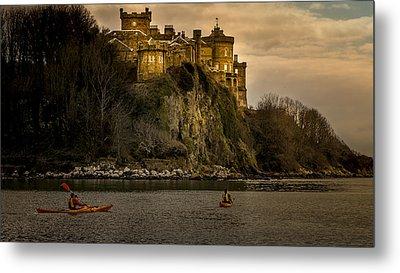 Culzean Castle Scotland Metal Print