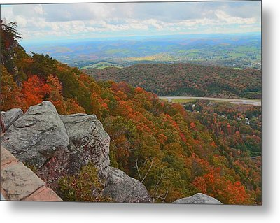 Cumberland Gap Metal Print by Dennis Baswell