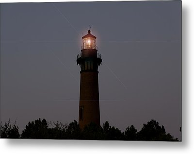 Metal Print featuring the photograph Currituck Lighthouse by Greg Reed