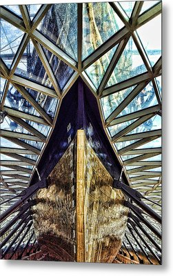 Cutty Sark Metal Print by Stephen Stookey