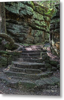 Cuyahoga Valley National Park Metal Print by Jeannette Hunt