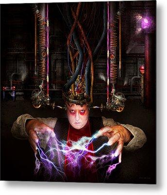 Cyberpunk - Mad Skills Metal Print