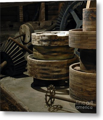 Metal Print featuring the photograph Daily Bread by Lee Craig