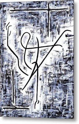 Dance Class Metal Print by Kamil Swiatek