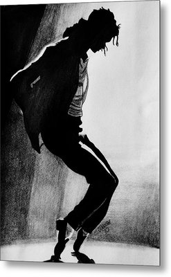 Dance Metal Print by Jeremy Moore