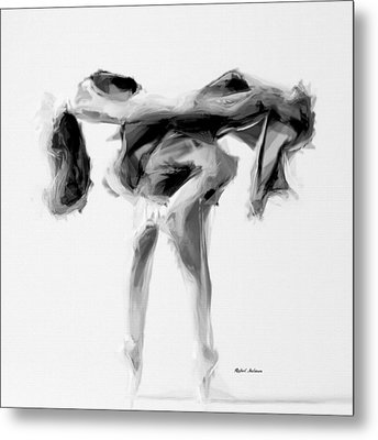 Dance Moves II Metal Print