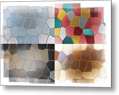 Dance Of Light Metal Print by Bill Cannon