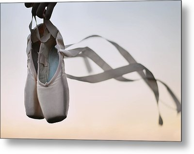 Dance With The Wind Metal Print by Laura Fasulo