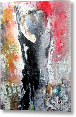 Dancing In The Moonlight Metal Print by Bri B