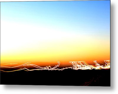 Dancing In The Sunlight Metal Print