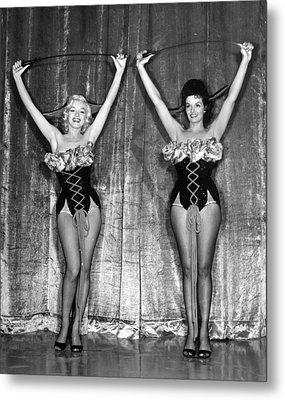 Dancing Marilyn Monroe  Metal Print by Retro Images Archive
