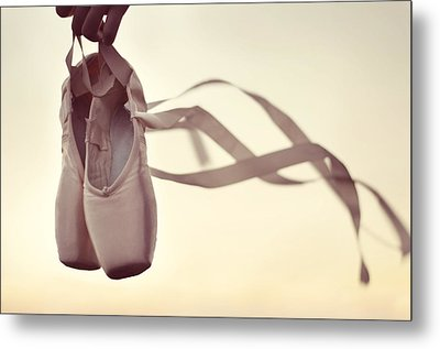 Dancing On The Wind Metal Print