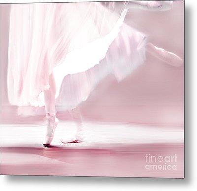 Danseur De Ballet Metal Print by Linde Townsend