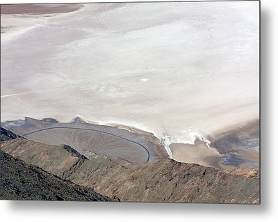 Metal Print featuring the photograph Dante's View #2 by Stuart Litoff