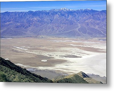 Metal Print featuring the photograph Dante's View #4 by Stuart Litoff