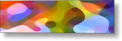 Dappled Light Panoramic 2 Metal Print