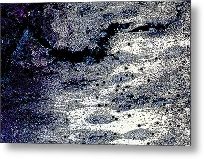 Dark And Light Metal Print by Stephanie Grant