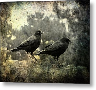 Dark Nature Metal Print by Gothicrow Images
