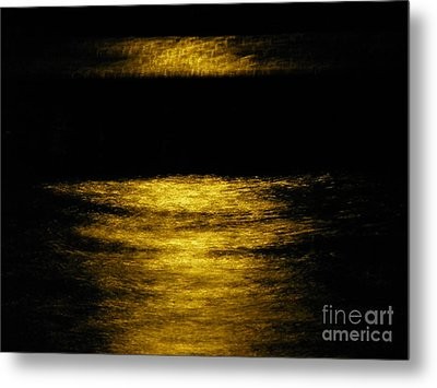 Dark Pool Metal Print