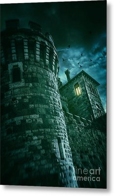 Dark Tower Metal Print