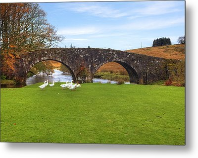 Dartmoor - Two Bridges Metal Print by Joana Kruse