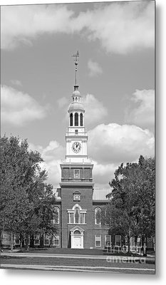 Dartmouth College Baker- Berry Library Metal Print by University Icons