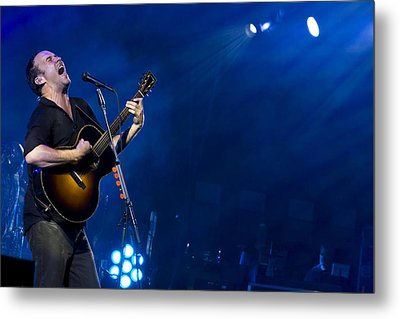 Dave Matthews At Alpine Valley Metal Print