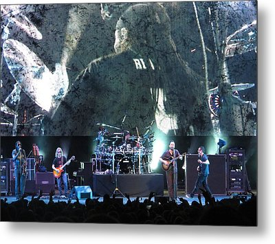 Dave Matthews Band Rocks Final Four Weekend Metal Print by Aaron Martens
