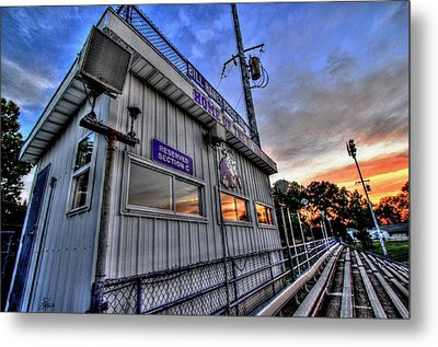 Dawg House Metal Print