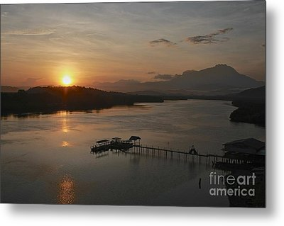 Dawn Break Metal Print by Gary Bridger