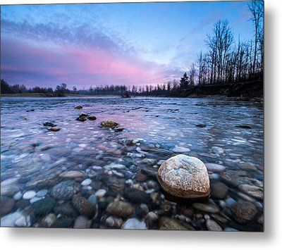 Dawn Metal Print by Davorin Mance