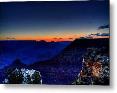 Dawn Is Breaking Metal Print