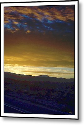 Dawn Of A New Day 2 Metal Print by Glenn McCarthy Art and Photography