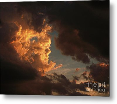 Dawn Of A New Day Metal Print by Tim Good