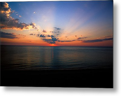 Dawning Of A Brand New Day 1 Metal Print