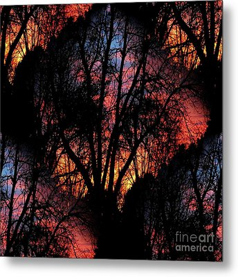 Metal Print featuring the photograph Sunrise - Dawn's Early Light by Luther Fine Art