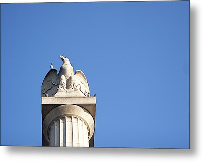 Day Watch Metal Print by Eugene Bergeron