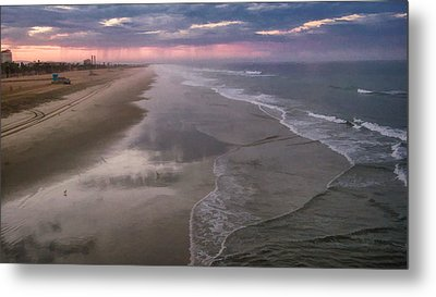 Daybreak Metal Print by Tammy Espino