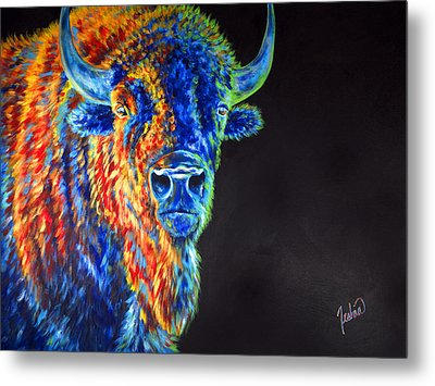 Daybreaker Metal Print by Teshia Art