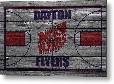 Dayton Flyers Metal Print by Joe Hamilton