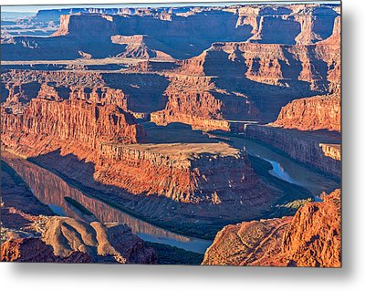 Dead Horse Dawn - Utah Sunrise Photograph Metal Print by Duane Miller
