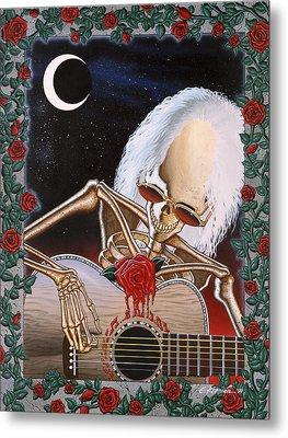 Dead Serenade Metal Print by Gary Kroman